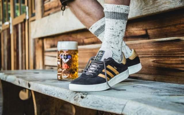 Adidas lanza unos tenis a prueba de cerveza - Foto de Adidas