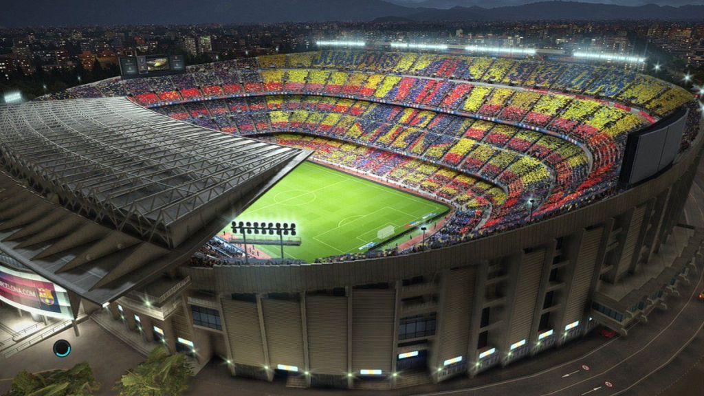 Barcelona mantiene negociaciones para sumar un nombre comercial al Camp Nou