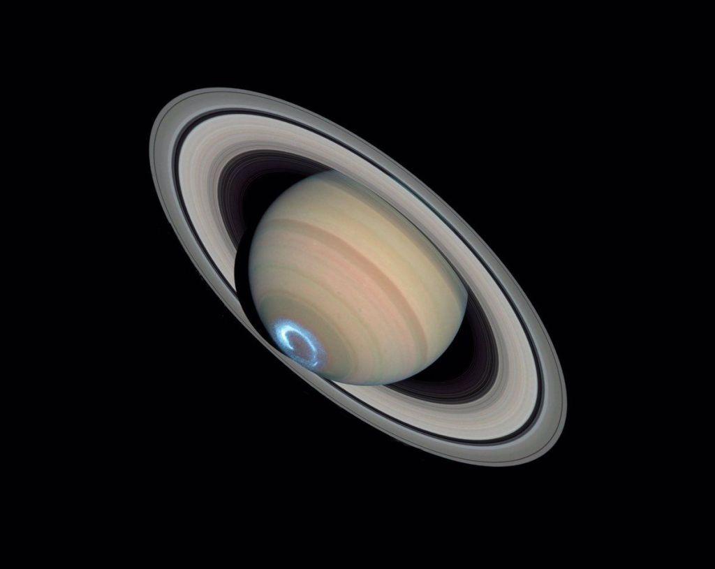 NASA confirma que la sonda Cassini ardió en atmósfera de Saturno - Foto de @ScienceDante