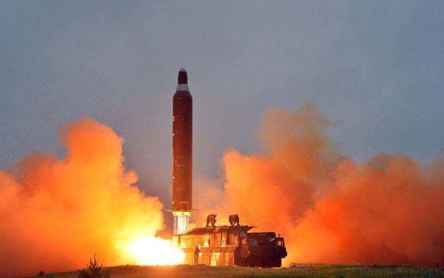 Corea del Norte lanzará otro misil balístico: Seúl - Foto de Internet