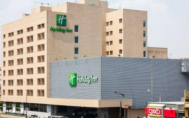 Cerrados tras sismo los hoteles Holiday Inn Coyoacán y Le Méridien en Reforma - Foto de Internet