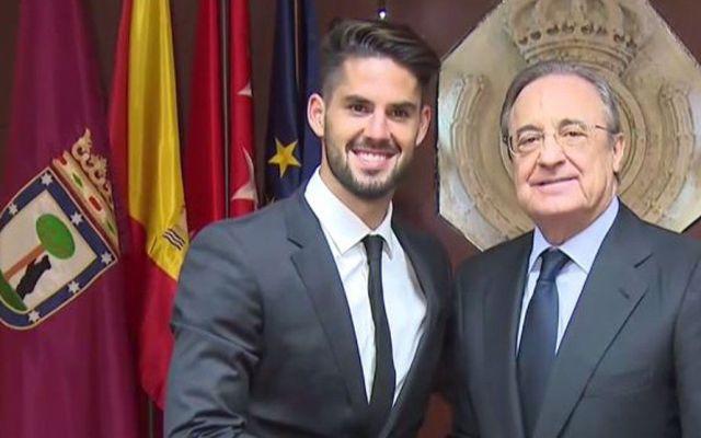 El Barça me contactó, pero no le di importancia: Isco