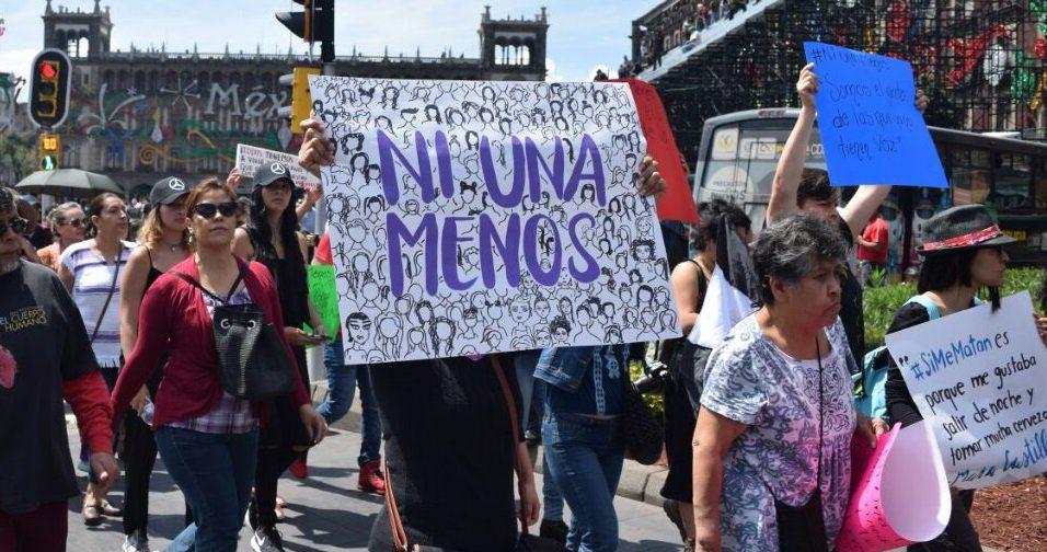 En tres años encuentran muertas a 921 mujeres desaparecidas - Foto de Twitter