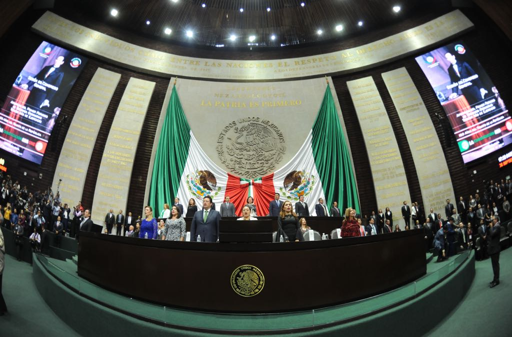 Renovarán diputados y senadores Mesas Directivas; PRI y PT, en disputa por San Lázaro - mesa directiva san lázaro