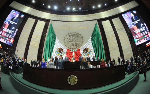 Cámara de Diputados y de Senadores renovarán Mesas Directivas este lunes - mesa directiva san lázaro