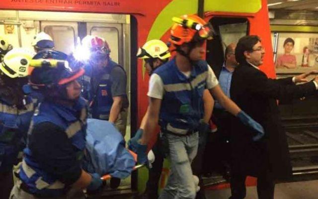 Metro y autoridades de la Ciudad de México buscan reducir suicidios - Metro