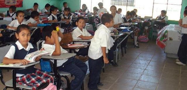 Regreso a clases tras sismos podría completarse el 6 de noviembre