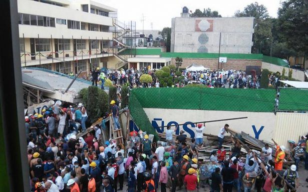 Colegio Rébsamen operaba con documento falso - Foto de Internet
