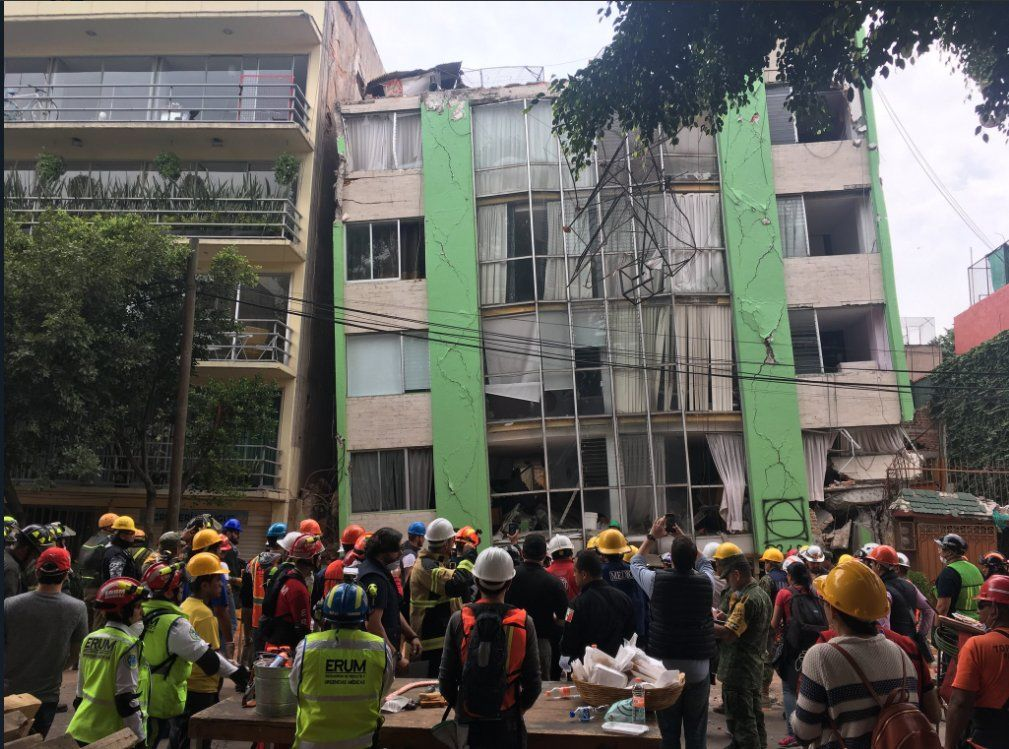 Solicitan información de edificios colapsados para investigación periodística