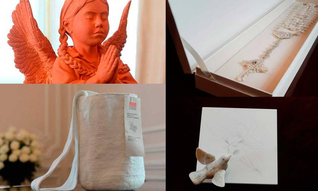 Los regalos que Juan Manuel Santos entregará al papa Francisco - Regalos Papa