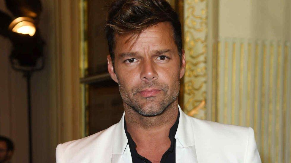 Ricky Martin listo para presentación en el Zócalo - Foto de Getty