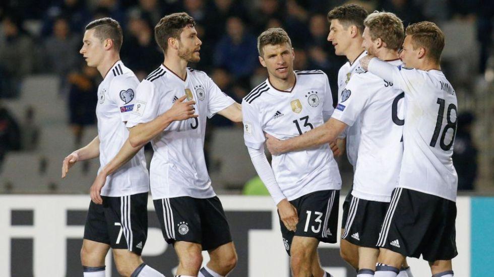 Alemania supera a Brasil en el ranking FIFA - Foto de Fox Deportes