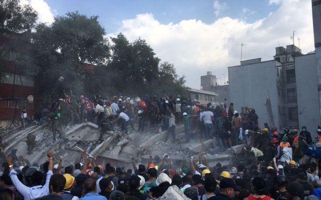 Se mantiene el Hoy No Circula - Foto de @PresidenciaMX