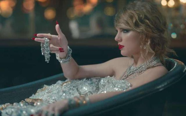 Taylor Swift destrona a 'Despacito'