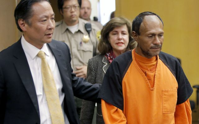 Juzgan a mexicano por asesinato de mujer en San Francisco - Foto de Michael Macor/San Francisco Chronicle via AP, Pool