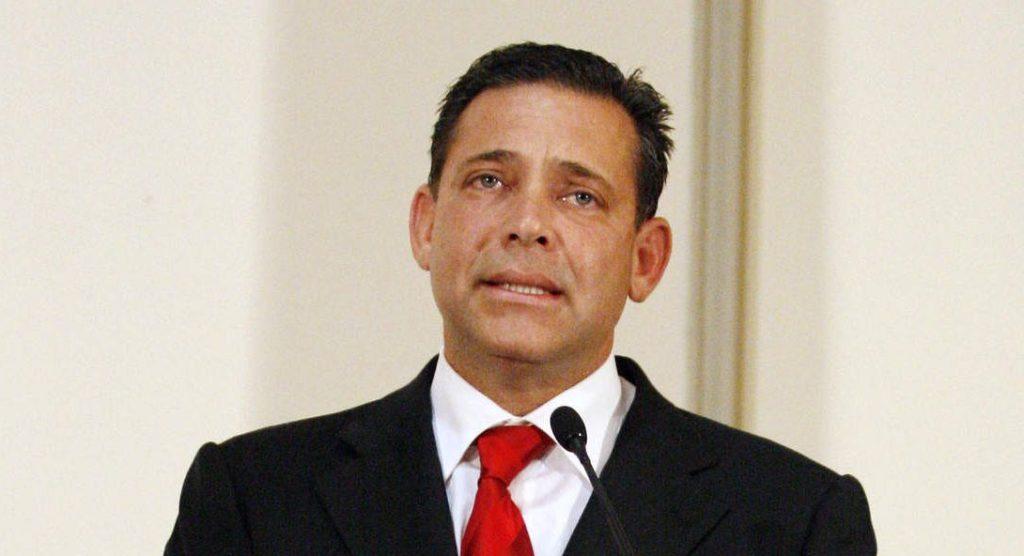 Juez federal considera que Eugenio Hernández debe ser juzgado en México - Eugenio Hernández Flores. Foto de El Siglo de Torreón