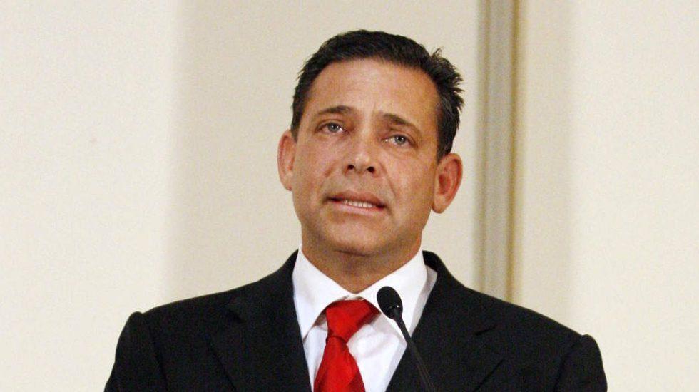 Solicita EE.UU. extradición de Eugenio Hernández - Eugenio Hernández Flores. Foto de El Siglo de Torreón