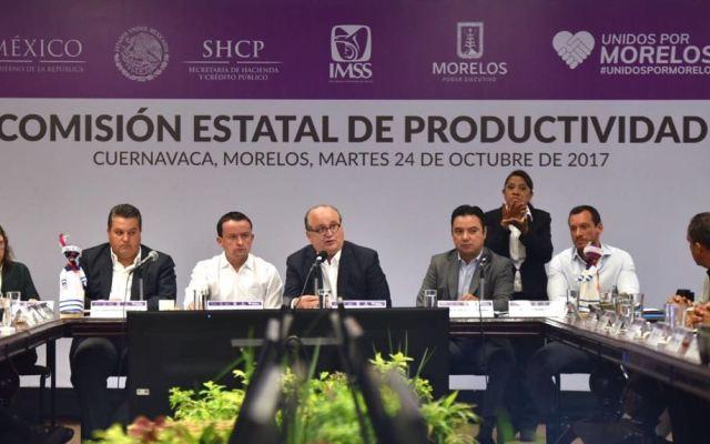 Iniciativa Privada destaca posibilidades de hacer negocios en Morelos