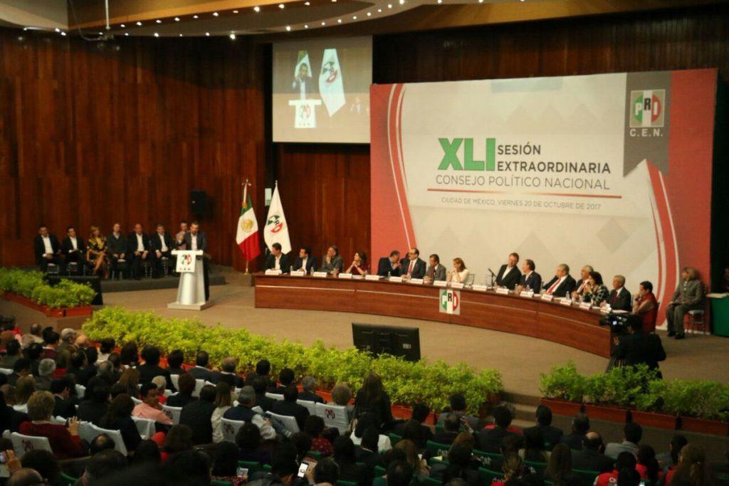 PRI aplicará exámenes a aspirantes a legislador - Foto de @RJXMex