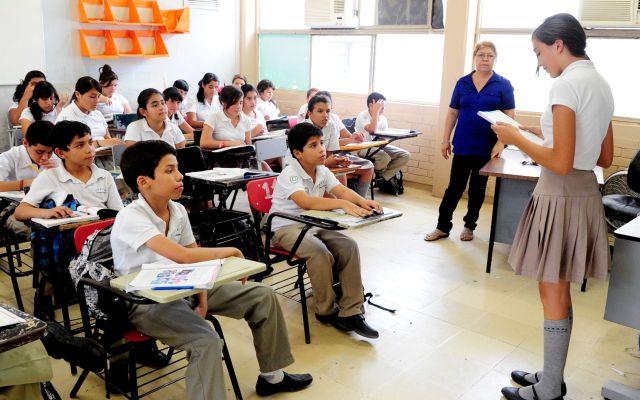 Las escuelas que regresan a clases este lunes - Foto de internet