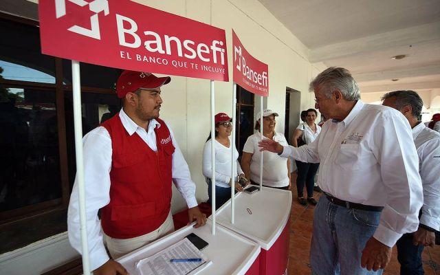 Sedatu entregó a damnificados de Oaxaca tarjetas sin fondos - Foto de @SCT_mx
