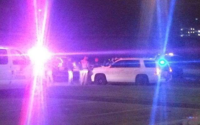 Asesinan a policía en universidad de Texas - Captura de Fox News