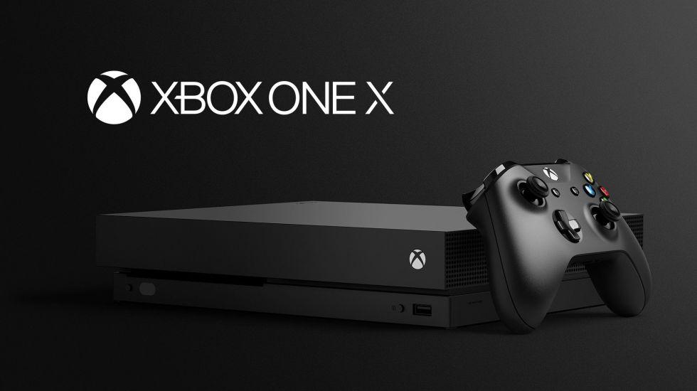 Xbox One X disponible en México a partir del 7 de noviembre - Foto de Internet