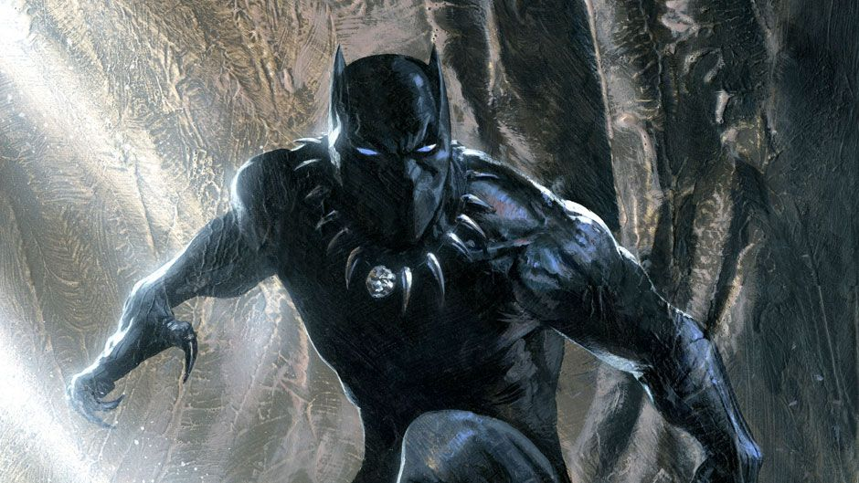 #Video Nuevo tráiler de Black Panther - Foto de Marvel