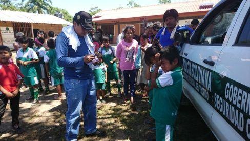 Caimán mata a niño en la selva boliviana