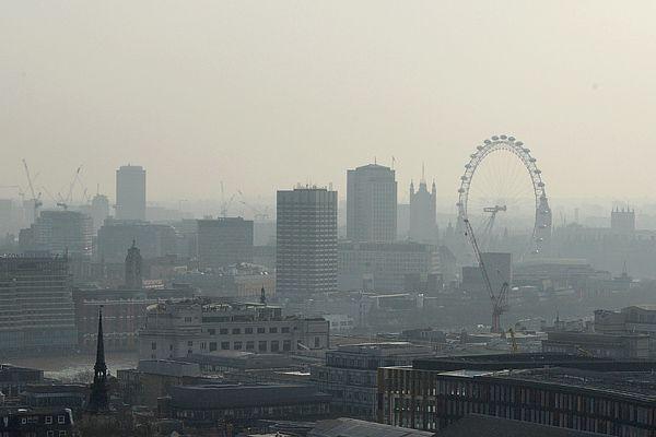 Plástico, aire contaminado, principales problemas ambientales del mundo - Foto de internet