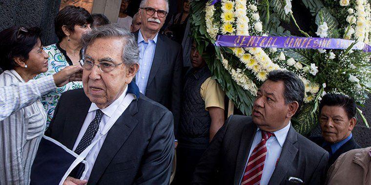 Alianza entre PAN y PRD es contradictoria: Cuauhtémoc Cárdenas