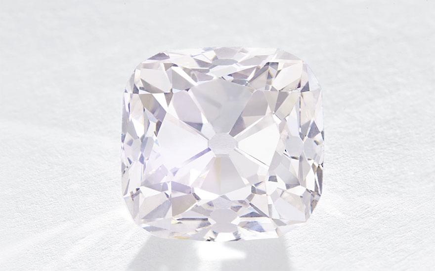 Subastarán diamante que perteneció a Napoleón - Foto de Christie's
