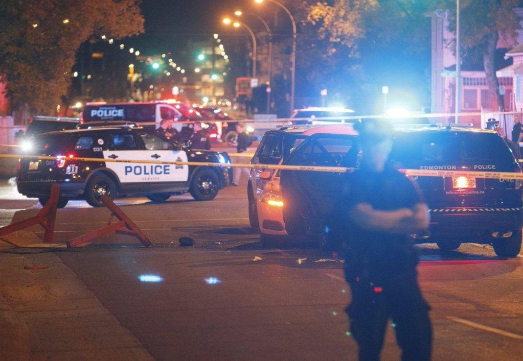 Canadá investiga incidentes en Edmonton como atentados terroristas - Foto de @Islandia35Tomas