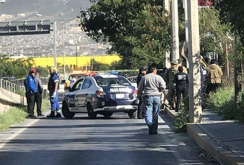 Asesinan a hombre en Santa Catarina - Foto de Multimedios