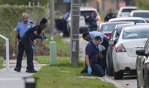 Asesinan a policía en emboscada en Nueva Orleans