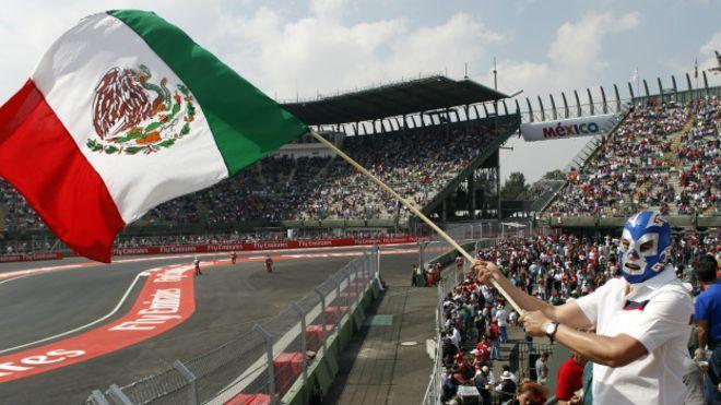 Al menos 337 mil personas asistieron al Gran Premio de México - Foto de BBC