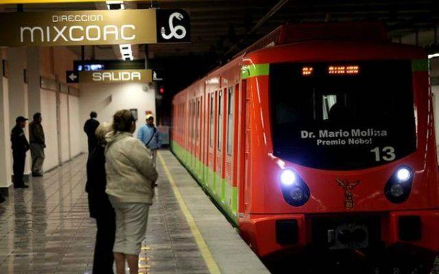 Linea 12 del Metro reanudará servicio el lunes - Foto de Internet