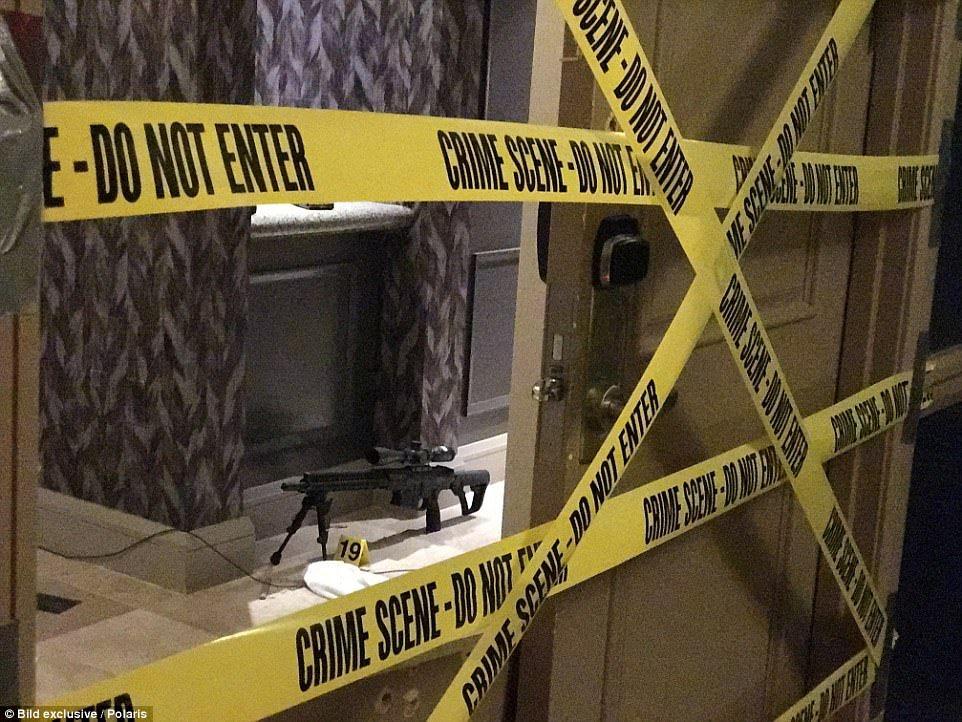 Policía de Las Vegas sospecha que atacante tuvo un cómplice