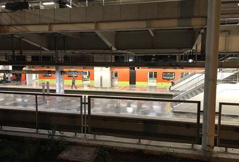 Reabren estaciones de la Línea 12 cerradas por sismo - Foto de Milenio