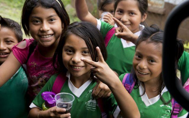 Viven 19.4 millones de niñas y adolescentes en México - Foto de Astrolabio