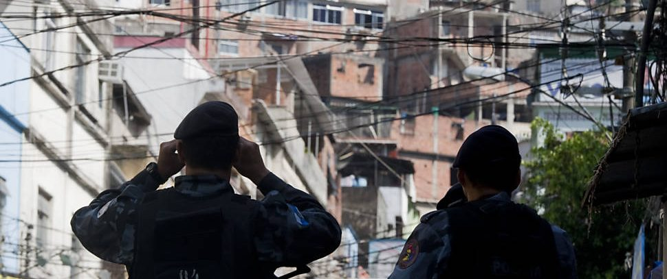 Policías matan a turista española en Río - Foto de internet