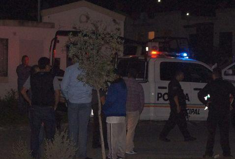 Detienen a cinco policías por muerte de joven en Nuevo León - Foto de Mayte Villasana