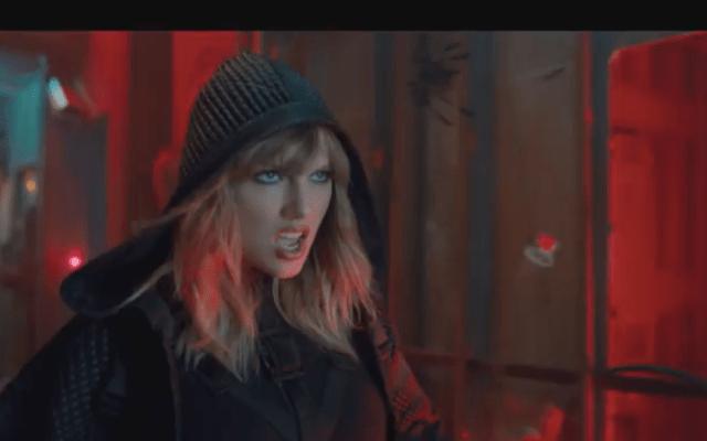 Taylor Swift estrena video de su sencillo '…Ready for it?'