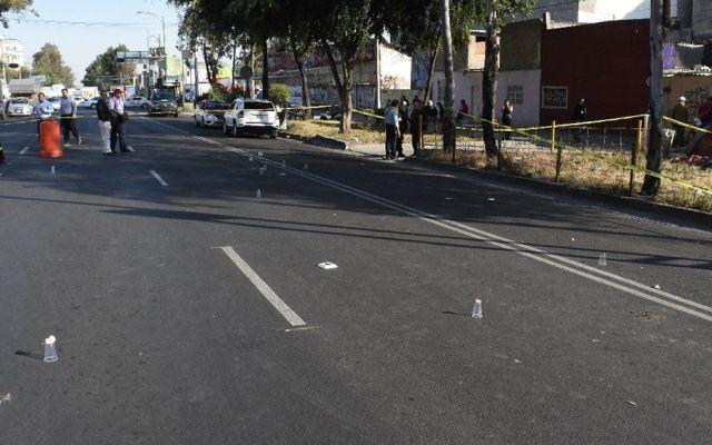 Investigan balacera entre policías y ladrones en el Centro - Foto de Quadratín