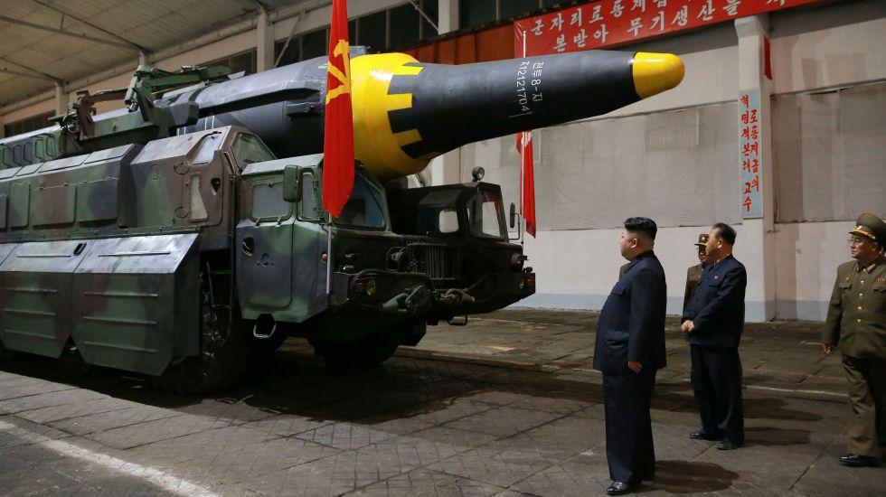 Corea del Norte afirma que continuará con programa nuclear en 2018 - Foto de CDN Mundo