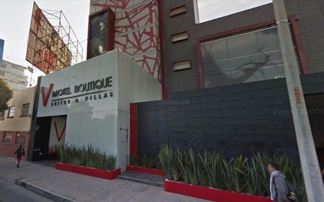 Hallan a hombre muerto en motel sobre Viaducto - Captura de Google Maps