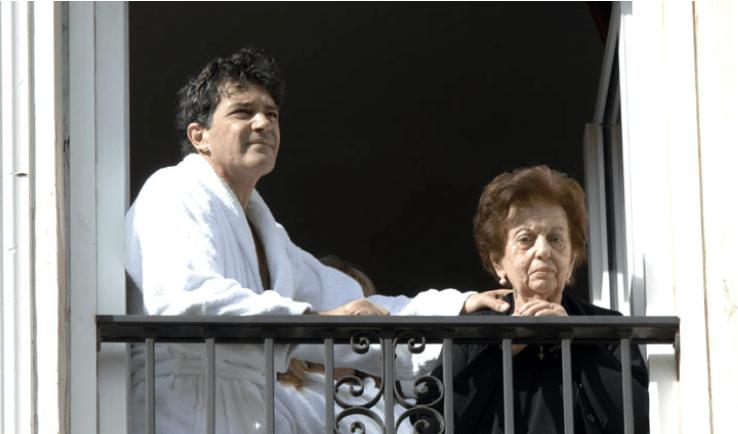 Muere la madre de Antonio Banderas - Foto de Hola!