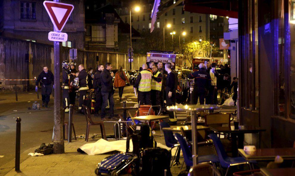 Francia continúa la búsqueda de atacantes de París en 2015 - Foto de Internet