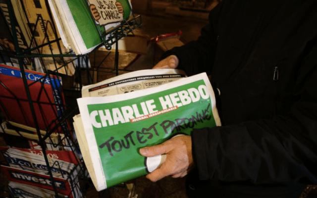 Detienen a tres por participación en atentados de Charlie Hebdo - Foto de AP