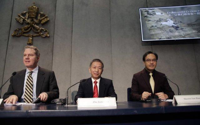 El Vaticano y China harán intercambio de arte - Foto de AP